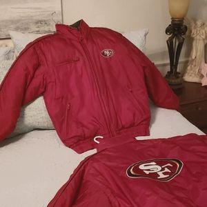 49er med n XL unisex jackets